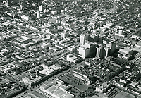 1939 Looking NW at Hollywood near Vine St.