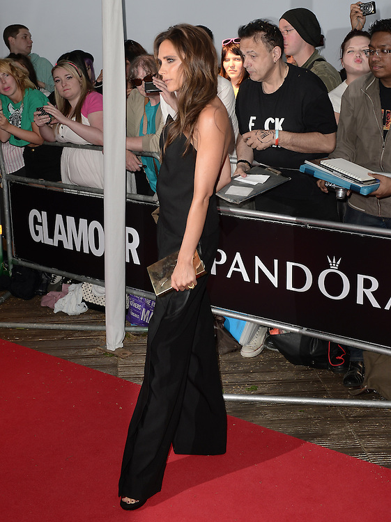 Victoria Beckham attends the Glamour Women of the Year Awards 2013, London, UK