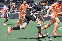AMSTELVEEN - Florian Fuchs (Dui)  EK hockey, finale Nederland-Duitsland 2-2. mannen.  Nederland wint de shoot outs en is Europees Kampioen.  COPYRIGHT KOEN SUYK