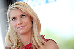 Claire Danes is honored with a Star on the Hollywood Walk of Fame on September 24, 2015 in Los Angeles, CA, USA. Photo by Lionel Hahn/ABACAPRESS.COM  | 517056_006 Los Angeles