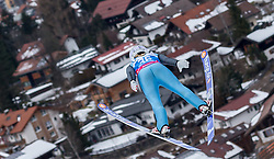 30.01.2016, Normal Hill Indiviual, Oberstdorf, GER, FIS Weltcup Ski Sprung Ladis, Bewerb, im Bild Chiara Hoelzl (AUT) // Chiara of Austria during her Competition Jump of FIS Ski Jumping World Cup Ladis at the Normal Hill Indiviual, Oberstdorf, Germany on 2016/01/30. EXPA Pictures © 2016, PhotoCredit: EXPA/ Peter Rinderer