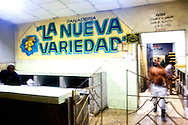 Bakery in Ciego de Avila, Cuba.