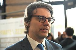 Italy, Verona  - March 29, 2019.Controversial World Families Conference starts in Verona / Alexey Komov (Credit Image: © Passaro/Fotogramma/Ropi via ZUMA Press)