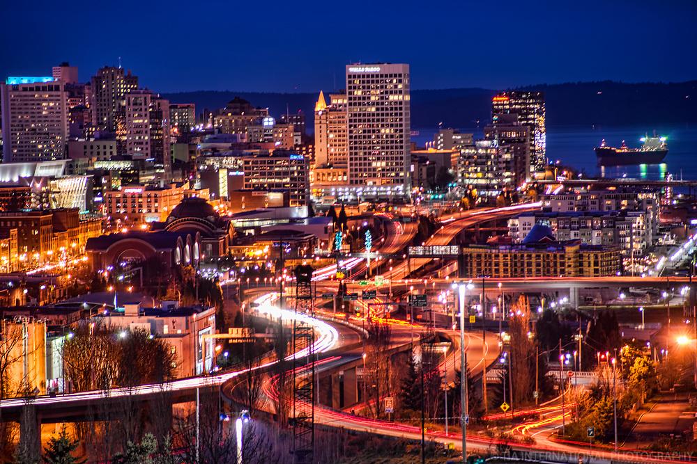 Tacoma Blue Hour