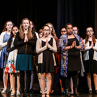 Guys and Dolls Coakley Middle School May 2018