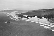Ackroyd 01751-35. Cape Kiwanda. September 13, 1949