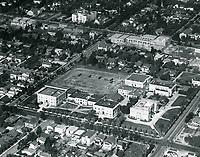 1923 Aerial of Hollywood High School