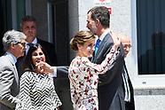 042417 Spanish Royals visit Las Palmas de Gran Canaria