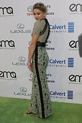 BURBANK, CA - OCTOBER 22: Actress Cloe Lukasiak attends the 26th annual EMA Awards presented by Toyota and Lexus and hosted by the Environmental Media Association at Warner Bros. Studios on October 22, 2016 in Burbank, California. Byline, credit, TV usage, web usage or linkback must read SILVEXPHOTO.COM. Failure to byline correctly will incur double the agreed fee. Tel: +1 714 504 6870.