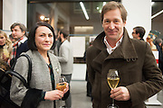 ROBERT VIOLETTE, Editor of Wallpaper: Tony Chambers and architect Annabelle Selldorf host drinks to celebrate the collaboration between the architect and three of Savile Row's finest: Hardy Amies, Spencer hart and Richard James. Hauser and Wirth Gallery. ( Current show Isa Genzken. ) savile Row. London. 9 January 2012.