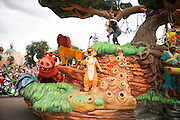 France, Paris, Euro Disney, entertainment park, Simba