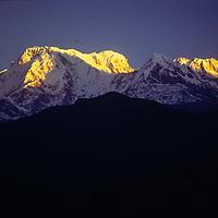 Annapurna South & Annapurna I