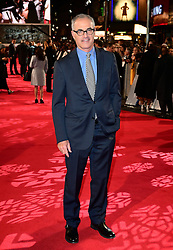 Director David Frankel attending the European premiere of Collateral Beauty, held at the Vue Leicester Square, London.