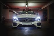 Mercedes Benz E400 Coupe