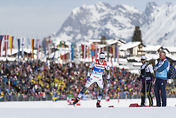 February 21, 2019 - Seefeld In Tirol, AUSTRIA - 190221 Teodor Peterson of Sweden competes in men's cross-country skiing sprint qualification during the FIS Nordic World Ski Championships on February 21, 2019 in Seefeld in Tirol..Photo: Joel Marklund / BILDBYRÃ…N / kod JM / 87880 (Credit Image: © Joel Marklund/Bildbyran via ZUMA Press)
