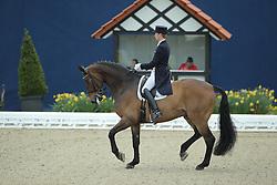 Giebelmann Jan-Dirk, (GER), Real Dancer FRH<br /> Qualification Grand Prix Kur<br /> Horses & Dreams meets Denmark - Hagen 2016<br /> © Hippo Foto - Stefan Lafrentz