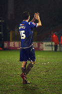 8.12.07 Stockport County FC 6-0 Wycombe Wanderers FC