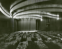 1940 Interior Of Earl Carroll Theater