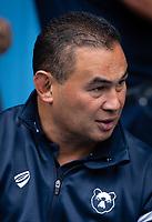 Football - 2019 / 2020 Gallagher Premiership Rugby - New Season Launch Media Photocall<br /> <br /> Bristol Bears' Director of Rugby Pat Lam, at Twickenham.<br /> <br /> COLORSPORT/ASHLEY WESTERN