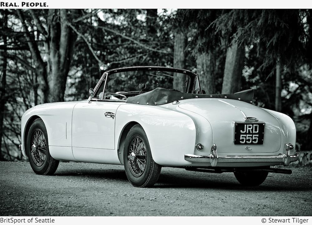 1954 Aston Martin DB2/4 MK1