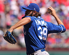 Kansas City Royals vs. Texas Rangers 23 Apr 2017