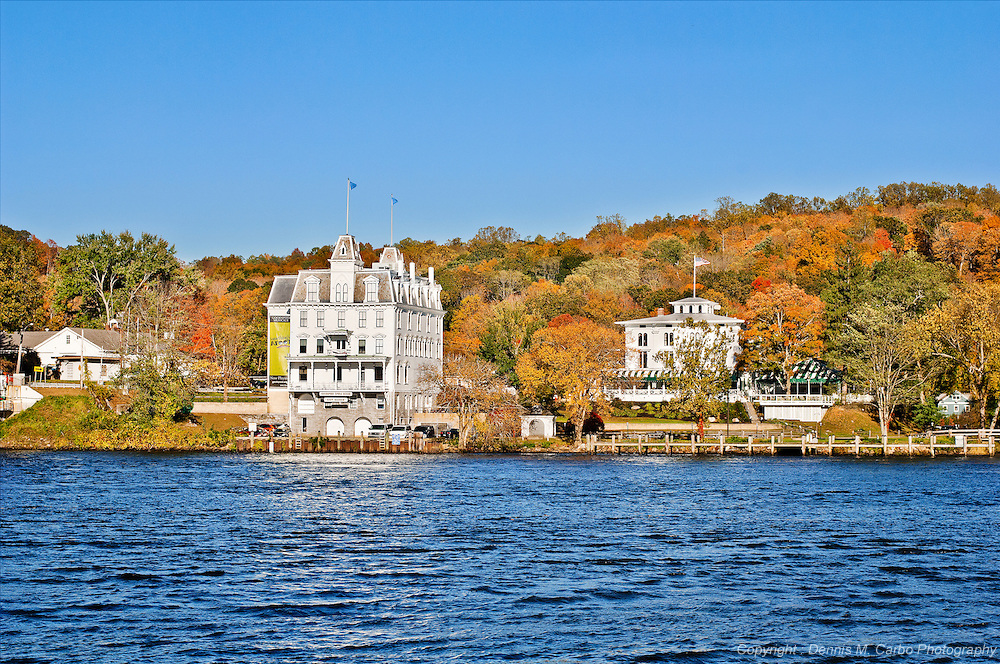 Goodspeed Opera House in East Haddam, CT