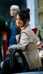 Selena Gomez films new Woody Allen film. 11 Sep 2017 Pictured: Selena Gomez. Photo credit: SteveSands/NewYorkNewswire/MEGA TheMegaAgency.com +1 888 505 6342