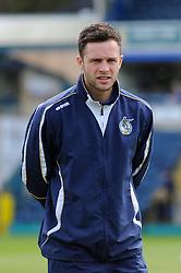 Bristol Rovers' Chris Beardsley - Photo mandatory by-line: Dougie Allward/JMP - Mobile: 07966 386802 26/04/2014 - SPORT - FOOTBALL - High Wycombe - Adams Park - Wycombe Wanderers v Bristol Rovers - Sky Bet League Two