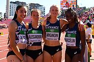 ATHLETICS - IAAF WORLD U20 CHAMPIONSHIPS TAMPERE 2018 - DAY 5 140718