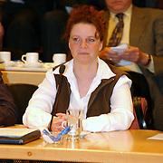 Intallatie nieuwe raadsleden gemeente Huizen, PVDA Huizen Mieke Bos