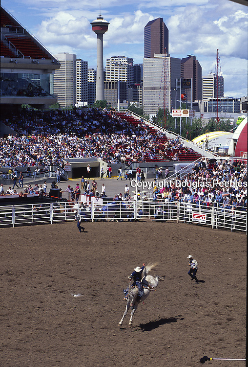 Calgary Stampede, Calgary, Alberta, Canada (editorial use only, no model release)<br />