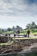 Horvat Aqav archaeological site at Ramat Hanadiv is a nature park and garden covering 4.5 km at the southern end of Mount Carmel, Israel