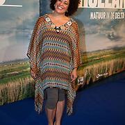 NLD/Utrecht/20150921 - Film premiere 'Holland – Natuur in de Delta', Tania Kross