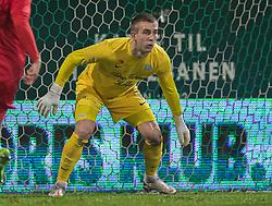 Patrik Gunnarsson (Viborg FF) under kampen i 1. Division mellem Viborg FF og FC Helsingør den 30. oktober 2020 på Energi Viborg Arena (Foto: Claus Birch).