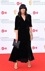 Claudia Winkleman attending the Virgin Media BAFTA TV awards, held at the Royal Festival Hall in London. Photo credit should read: Doug Peters/EMPICS