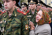 Moscow, Russia, 30/09/2006.&#xA;Festival in Lefortovo Park to celebrate the 350th birthday of Franz Lefort<br />
