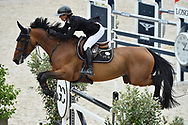 Penelope Leprevost riding Vvaramog de Breve during the Longines Paris Eiffel Jumping 2018, on July 5th to 7th, 2018 at the Champ de Mars in Paris, France - Photo Christophe Bricot / ProSportsImages / DPPI