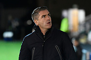 Plymouth Argyle manager Ryan Lowe during the EFL Sky Bet League 2 match between Plymouth Argyle and Crawley Town at Home Park, Plymouth, England on 28 January 2020.