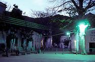 the ghost city of Batopilas, very prosperous long time ago  ..  ..La ville Fantôme de Batopilas, etait au debut d'une siècle une des villes les plus prospères du nord du pays. Avec le declin des mines d'argent, la bourgeoisie locales a abandonnee les haciendas aujourd'hui en ruines  ..R00040/11    L0007344  /  R00040  /  P0003438