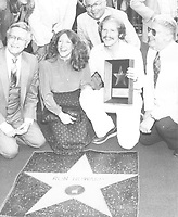 1981 Ron Howard's Walk of Fame ceremony
