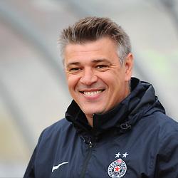 20210616: SLO, Football - NK Olimpija presenting new coach Savo Milosevic