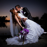 Featured Wedding #8 - Valerie and Tim - Private Chandler Estate