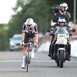 21-06-2017: Wielrennen: NK Tijdrijden: Montferland      <br />s-Heerenberg (NED) wielrennen<br />Tom Dumoulin pakt de titel op de tijdrit