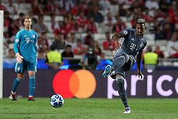 September 19, 2018 - Lisbon, Portugal - Bayern Munich's defender Jerome Boateng from Germany in action during the UEFA Champions League Group E football match SL Benfica vs Bayern Munich at the Luz stadium in Lisbon, Portugal on September 19, 2018. (Credit Image: © Pedro Fiuza/ZUMA Wire)
