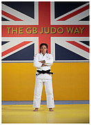Nekoda Smythe Davis at the Judo Centre of Excellence on the 20th April 2021 in Walsall.