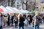 Union Square Green Market Photos