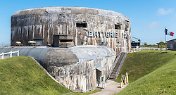 24.06.2016, Audinghen, FRA, Museum der Batterie Todt am Atlantikwall, im Bild Aussenansicht der Bunkeranlage // The Todt Battery is a battery of coastal artillery built by the Germans in World War II. It was one of the most important coastal fortifications of the Atlantic Wall, and consisted of four 380 mm calibre Krupp guns with a range up to 55.7 km, capable of reaching the British coast, and each protected by a bunker of reinforced concrete, Audinghen, France on 2016/06/24. EXPA Pictures © 2016, PhotoCredit: EXPA/ JFK