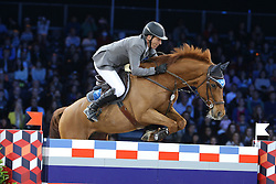 Beerbaum Ludger, (GER), Casello<br /> Longines Masters Hong Kong 2017<br /> © Hippo Foto - Julien Counet<br /> 21/02/12