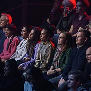 NLD/Hilversum/20190201- TVOH 2019 1e liveshow, familie en vrieden van Debrah Jade