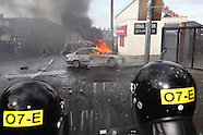 Belfast - Ardoyne conflict 12/07/2012